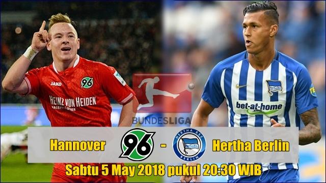 Nhận định Hannover vs Hertha Berlin, 20h30 ngày 05/05 (Vòng 33 Bundesliga)