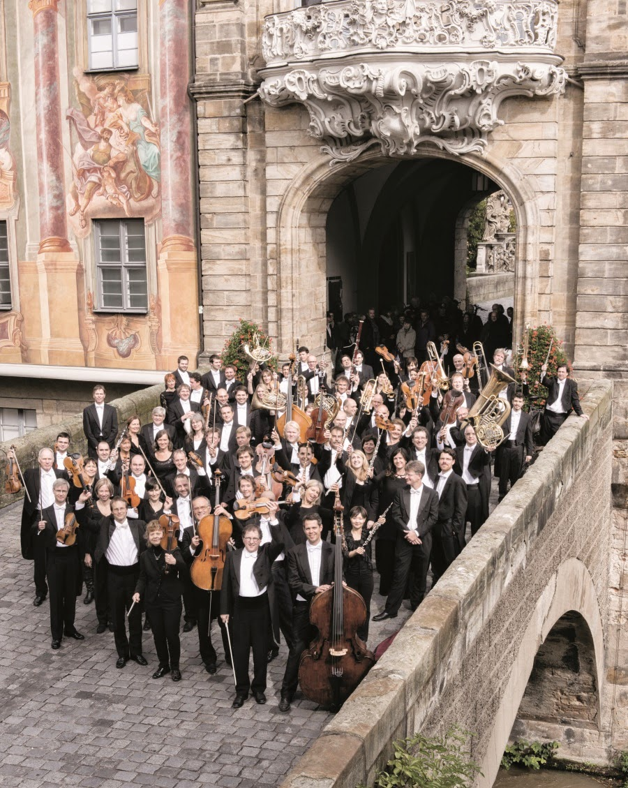 Bamberg Symphony Orchestra - photo credit Michael Trippel