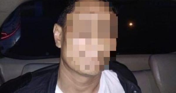 Pria Pembakar Istri di Surabaya, Diciduk Polisi di Rembang