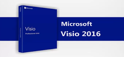 Microsoft Visio Professional 2016 Update April 2017 [Free Download]