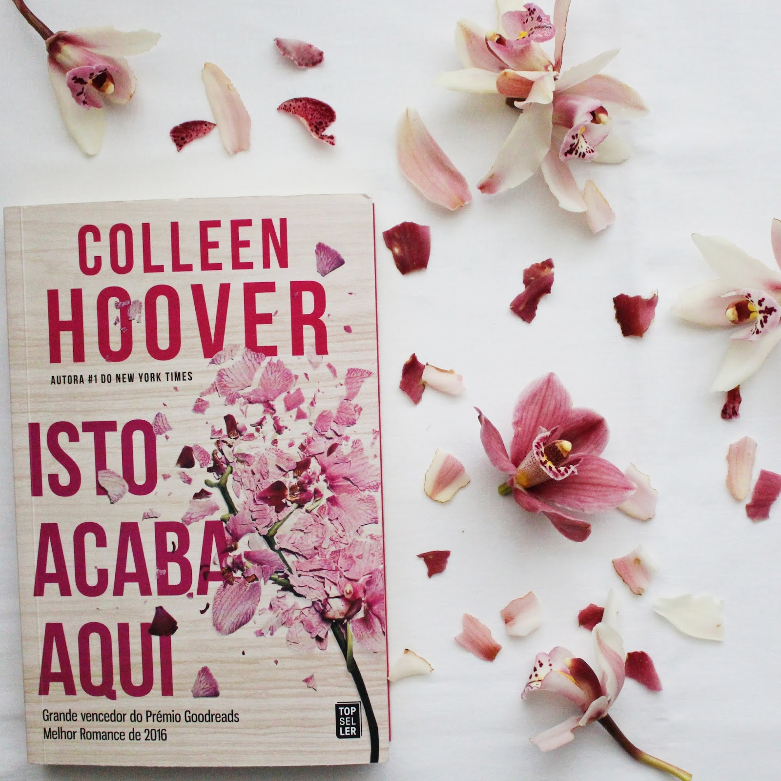 Review do Livro «Isto Acaba Aqui» da autora best-seller Colleen Hoover