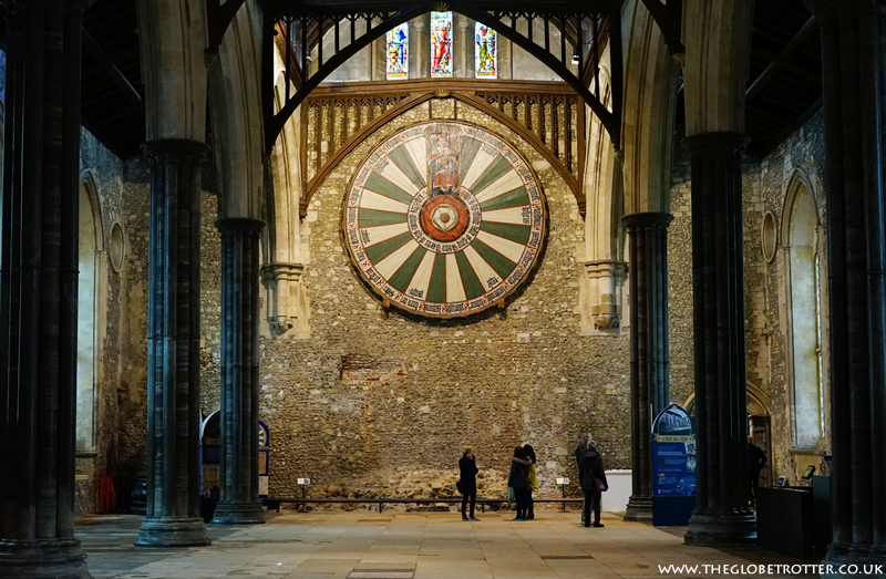 The Great Hall in Winchester