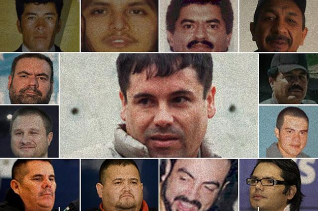 La reunión de Carteles en Valle Hermoso, entre El Cárte de Sinaloa, el CDG y Los Zetas