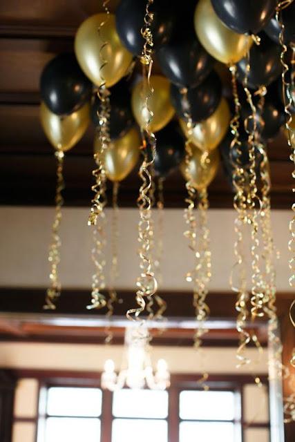 baloes com fitilhos