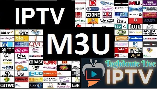 IPTV M3U free Download Links IPTV