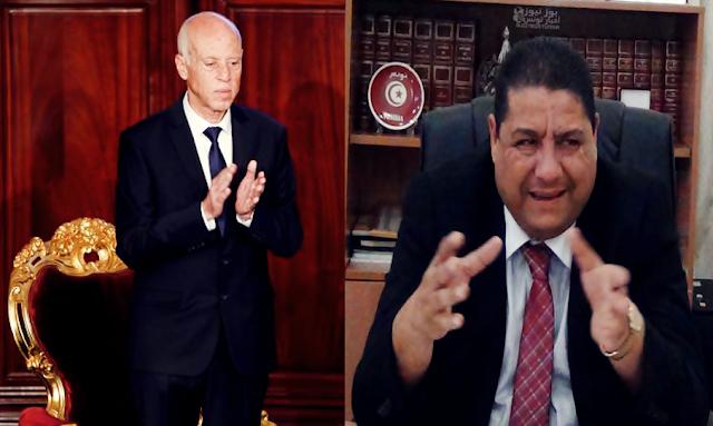 إقالة والي الكاف بعد زيارة قيس سعيّد