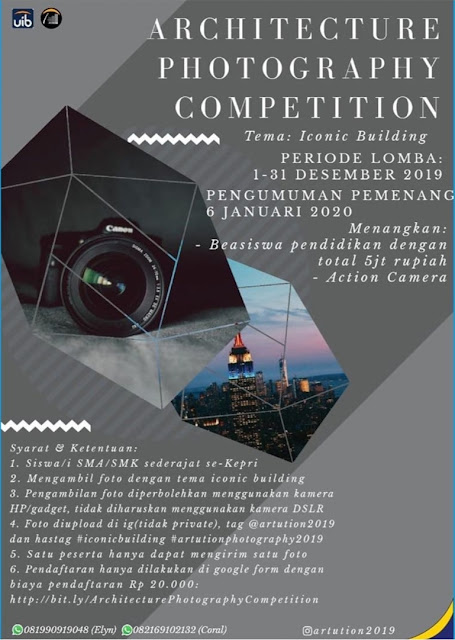 Lomba Architecture's Photography Iconic Building