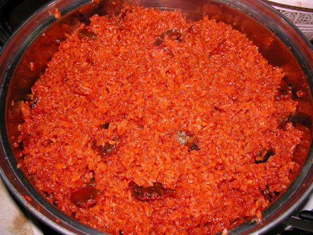 Red sticky rice - Xôi Gấc - An Essence of Vietnamese Tet 1