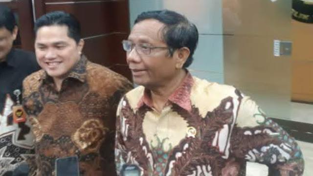 Bantah Abai Tangani Corona, Mahfud MD: Kami Tidak Main-main, Bisa Dicek Jejak Digital