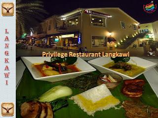 Privilege Restaurant, Langkawi