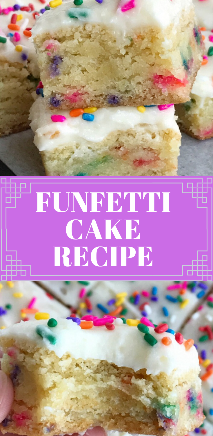 here the best  funfetti cake recipe ideas i advice you to try  this homemade funfetti cake recipe is like the funfetti cake recipe moist , you can learn how to make this white funfetti cake recipe from scratch with easy way because easy funfetti cake recipe deas not need many ingredients , this way funfetti cake recipe dairy free  is the best choose , so try this simple funfetti cake recipe in your home with other recipe like vanilla funfetti cake recipe #funfetticakerecipe #cakerecipe #cake
