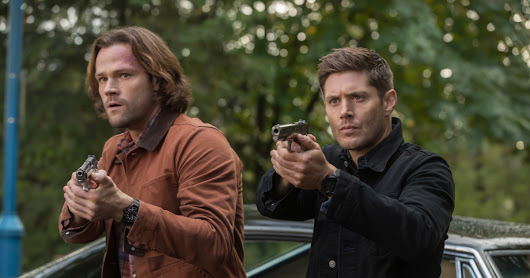 Comentários Supernatural 13.08 The Scorpion and the Frog