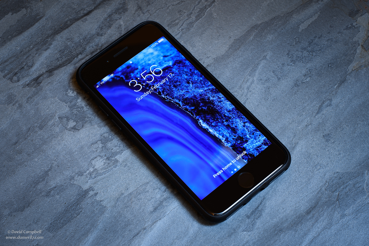Review: Carved Satellite Phone Case