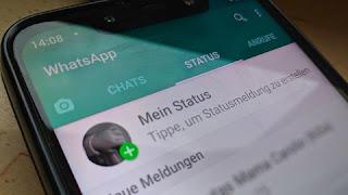 Whatsapp story