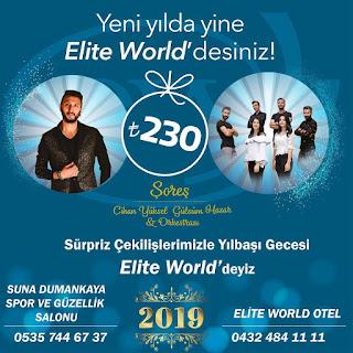 elite world hotel van yilbasi programi yilbasi eglencesi