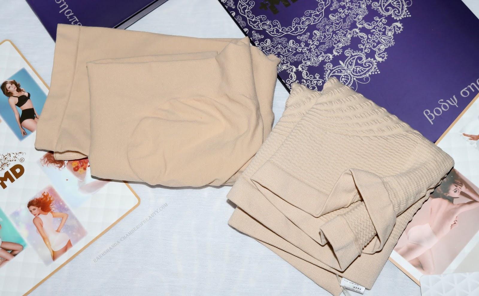 Indian fashion blogger, MDshe's women shapewear, online shopping, review,