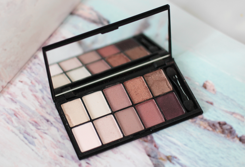 models prefer rose nude eyeshadow palette review priceline