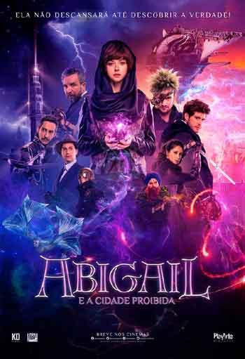 Abigail 2019 480p 300MB BRRip Dual Audio [Hindi - English] MKV