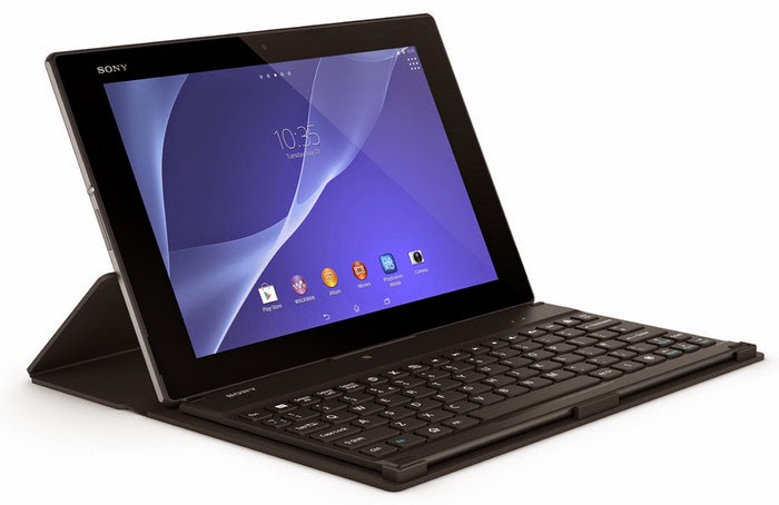 Sony Father's Day Gift Guide, Sony Xperia Tablet Z2