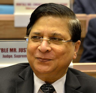 45th Chief Justice of India Dipak Misra