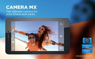 Camera MX aplikasi kamera terbaik