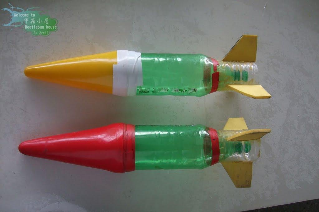 史貝爾之BioiT: 990626水火箭活動