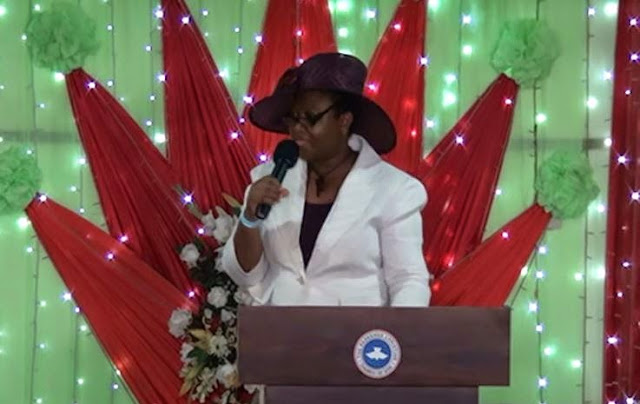 Anointing Against Wasters of Destiny by Pastor (Mrs) Bola Koku