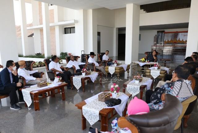 Terima Kunjungan Wakil Ketua Umum Kadin Anindya N. Bakrie, Gubernur Arinal Promosikan Keunggulan Pariwisata dan Pertanian Lampung