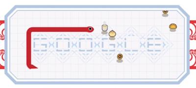 لعبة الأفعى (جوجل كروم ومحرك بحث جوجل)