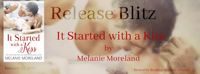 Release Blitz: It Started with a Kiss by Melanie Moreland