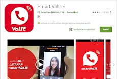 Smart VoLTE Apk, Solusi Smartfren Tidak Bisa Buat Telpon dan SMS