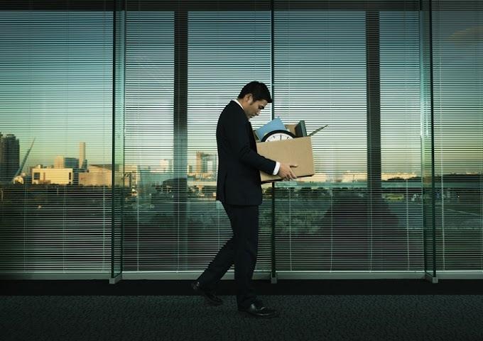 6 razões para ser dispensado de um emprego