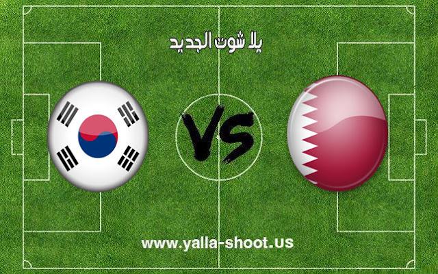 اهداف مباراة منتخب قطر وكوريا الجنوبية اليوم 25-01-2019 كأس آسيا 2019