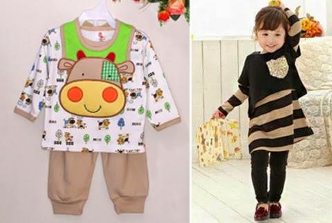 desain baju anak lucu