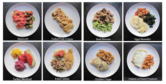 bistromd menu for weight loss meal delivery plans