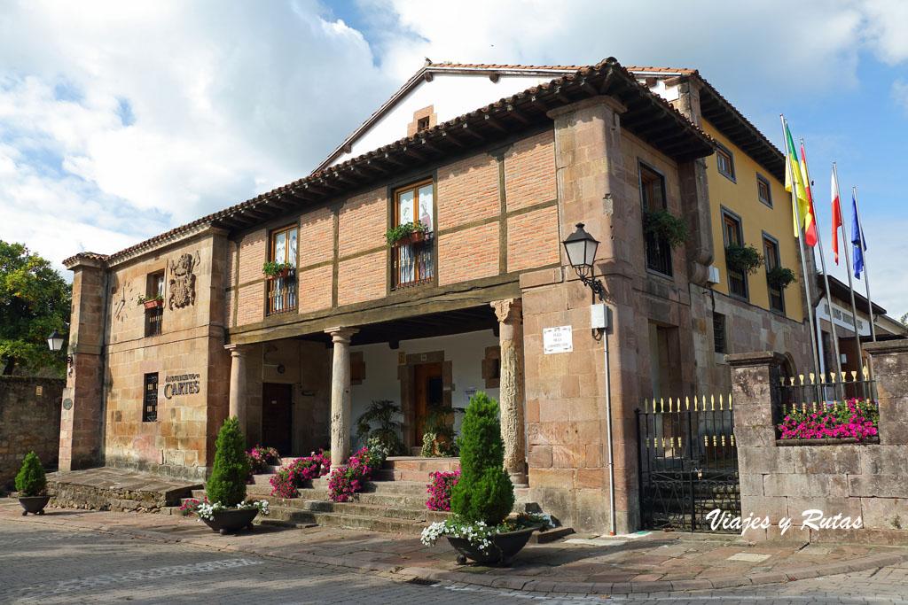 Casona d elos Quijano-Rasa de Cartes (Ayuntamiento)