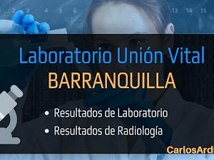 ≫【 UniónVital 】RESULTADOS Laboratorio RADIOLOGÍA