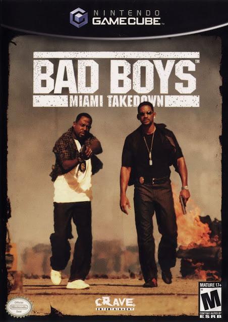Bad Boys Miami Takedown ISO CG