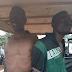 Thieves terrorizing University of Nsukka caught by police...photo