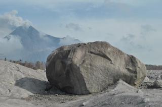 Jalur pendakian Gunung Merapi - Watu Gajah
