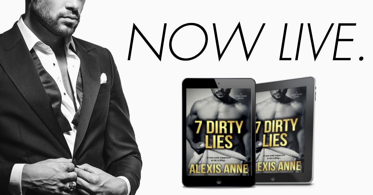 Up Til Dawn Book Blog Release Blitz 7 Dirty Lies By Alexis Anne