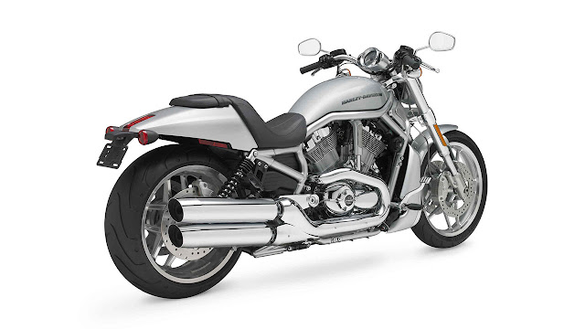 VRSCDX V-Rod 10th Anniversary Edition back
