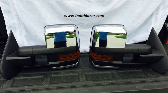 Aksesoris Blazer Spion GMC full auto folding untuk Opel Chevrolet