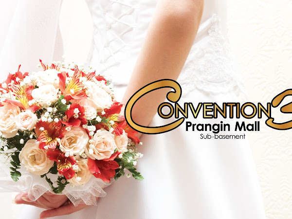 Convention 33 for Event & Function @ Prangin Mall, Georgetown, Penang