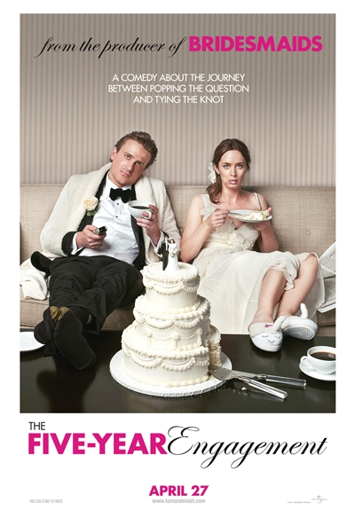 The Five Year Engagement DVDRip Español Latino 1 Link 2012