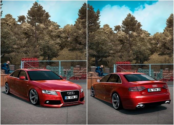 ETS 2 - Audi S4 V2.0 Modu (1.40)