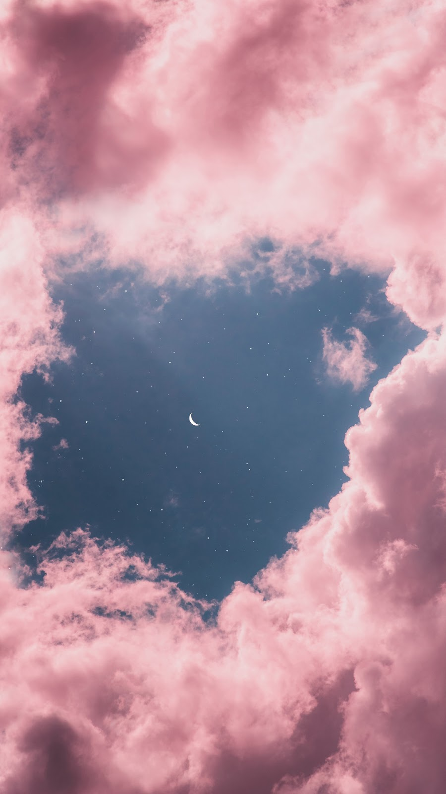 Moon aesthetic wallpaper