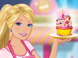 Game Barbie Sweets Shop