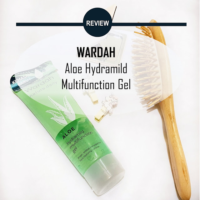 [REVIEW] Wardah Aloe Hydramild Multifunction Gel