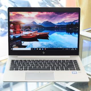 Jual Laptop HP EliteBook 840 G6 Core i5 di Malang